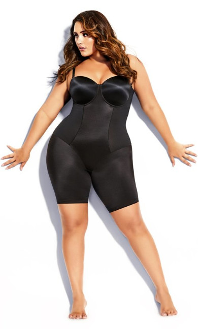 Smooth & Chic Bodyshaper - black