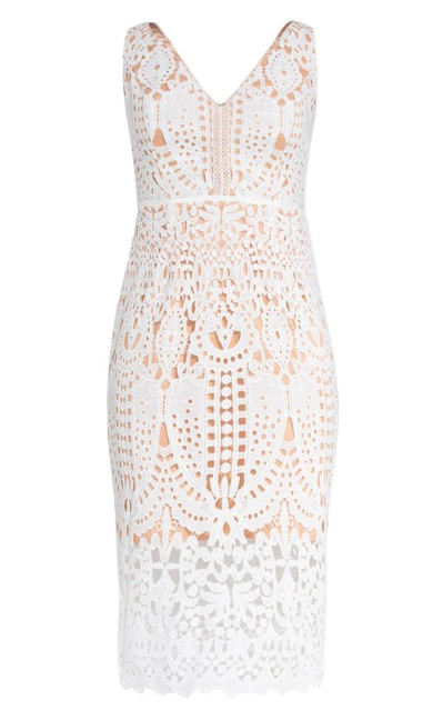 All Class Dress - ivory