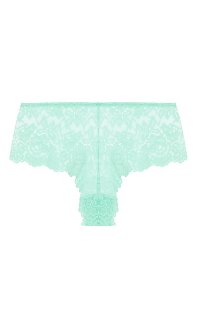 Sexy Glam Brazilian Brief - mint