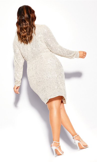Razzle Dress - beige