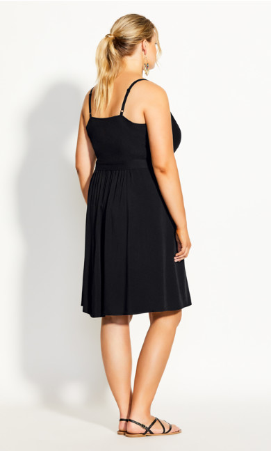 Date Day Dress - black