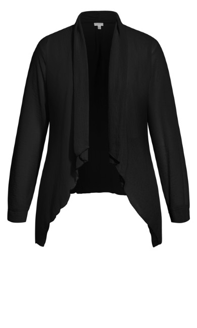 Transform Jacket - black