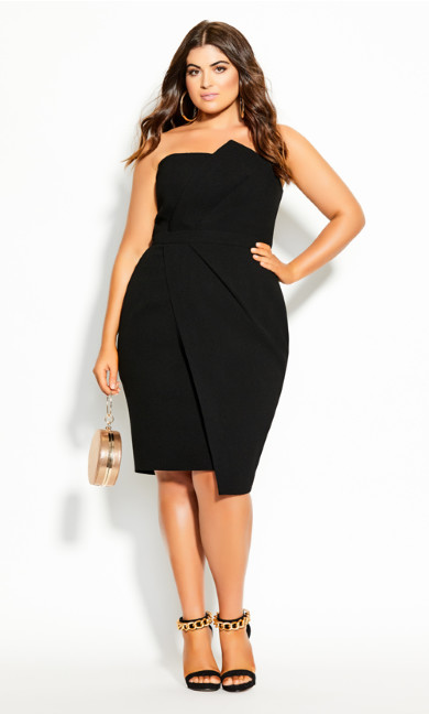Enchant Dress - black