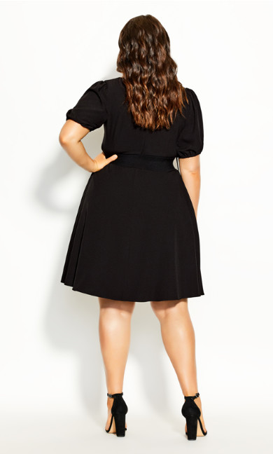 Signature Dress - black