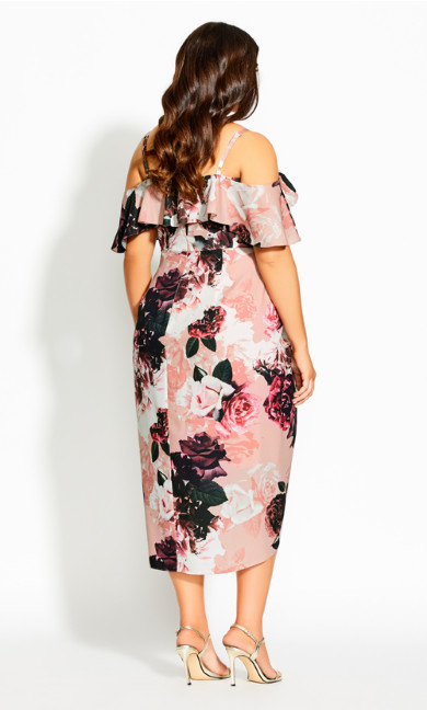 Lost In Love Dress - blush