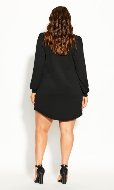 Qiuero Dress - black
