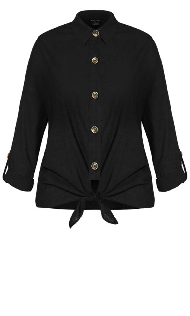 Urban Explorer Top - black