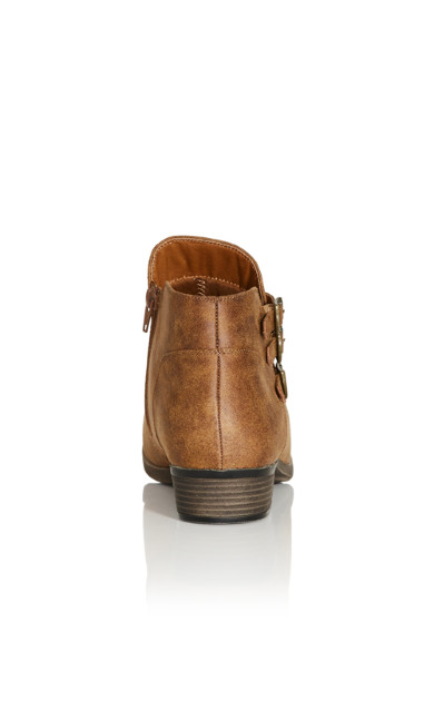 Ronda Ankle Boot - brown