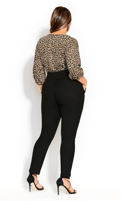 Affluent Pant - black