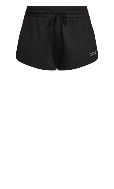 Take Down Short - black