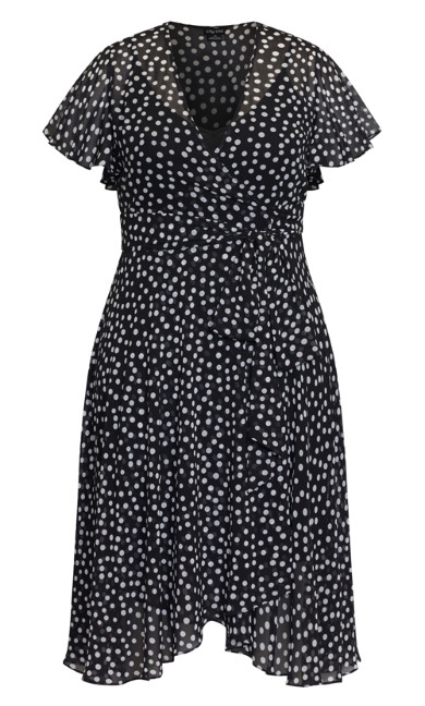 Sweet Spot Dress - black