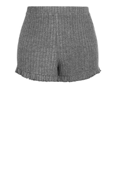Ella Sleep Short - grey