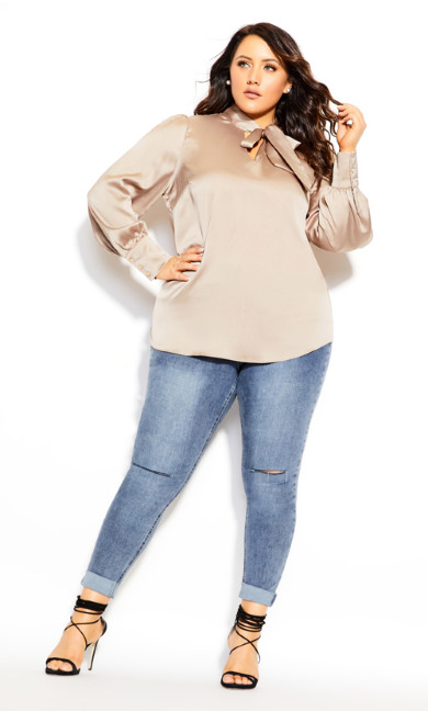 Soft Wonder Top - blush