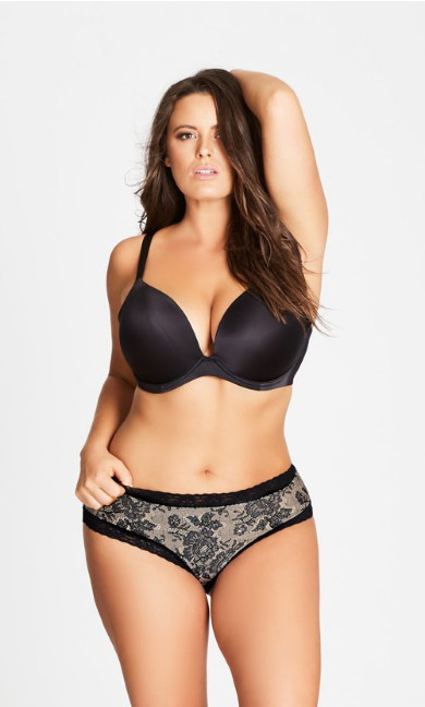 Adore Push Up Bra - black