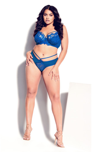 Delores Thong - french blue