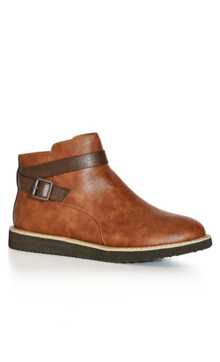 Valentina Ankle Boot - brown