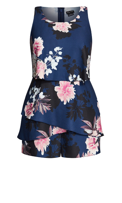 Darling Playsuit - navy