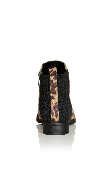 Jasmyn Ankle Boot - animal