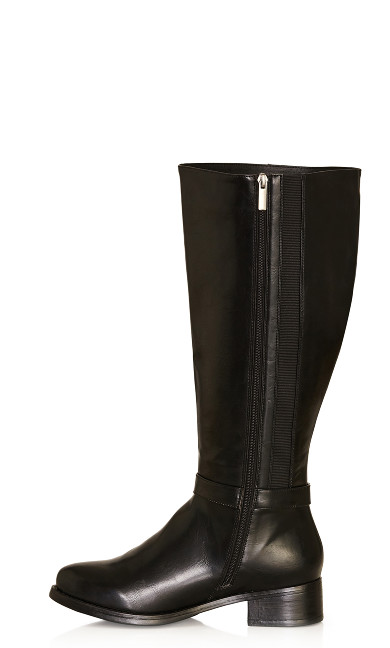 Alex Tall Boot - black
