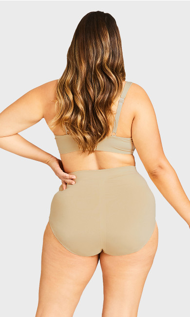 Smooth Embrace Brief - beige