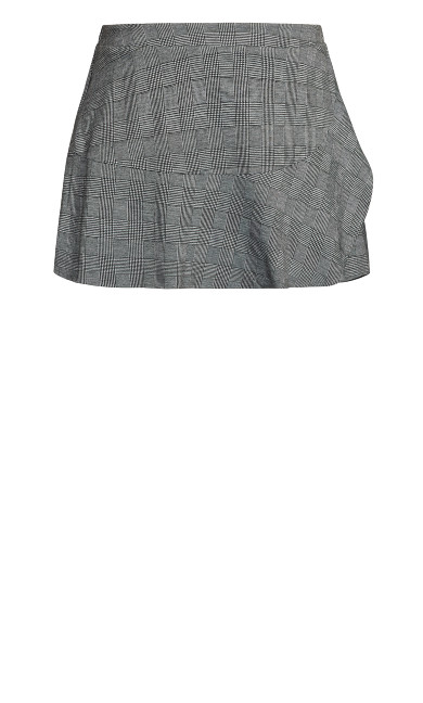Check Me Out Skort - check